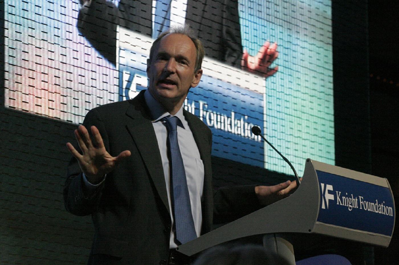 Tim Berners-Lee fondateur web