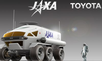 Toyota Moon Rover