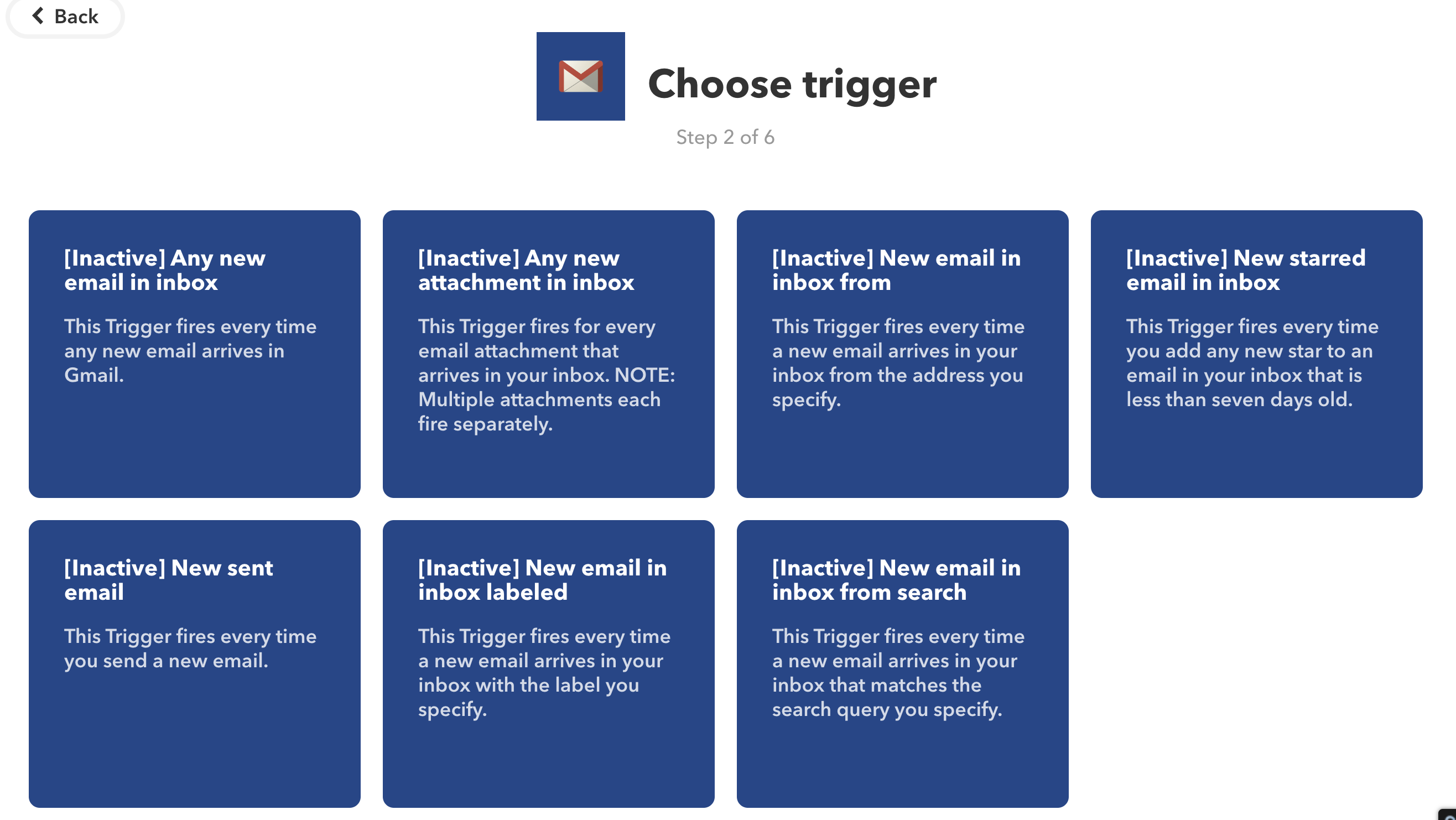 Gmail becomes unusable with IFTTT (almost)