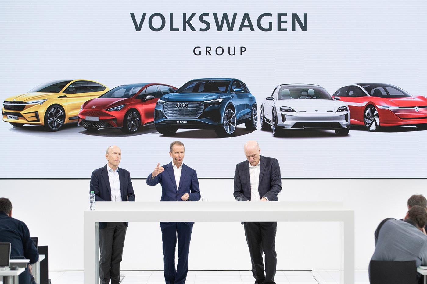Volkswagen : 22 millions de voitures électriques d'ici 2028 ?