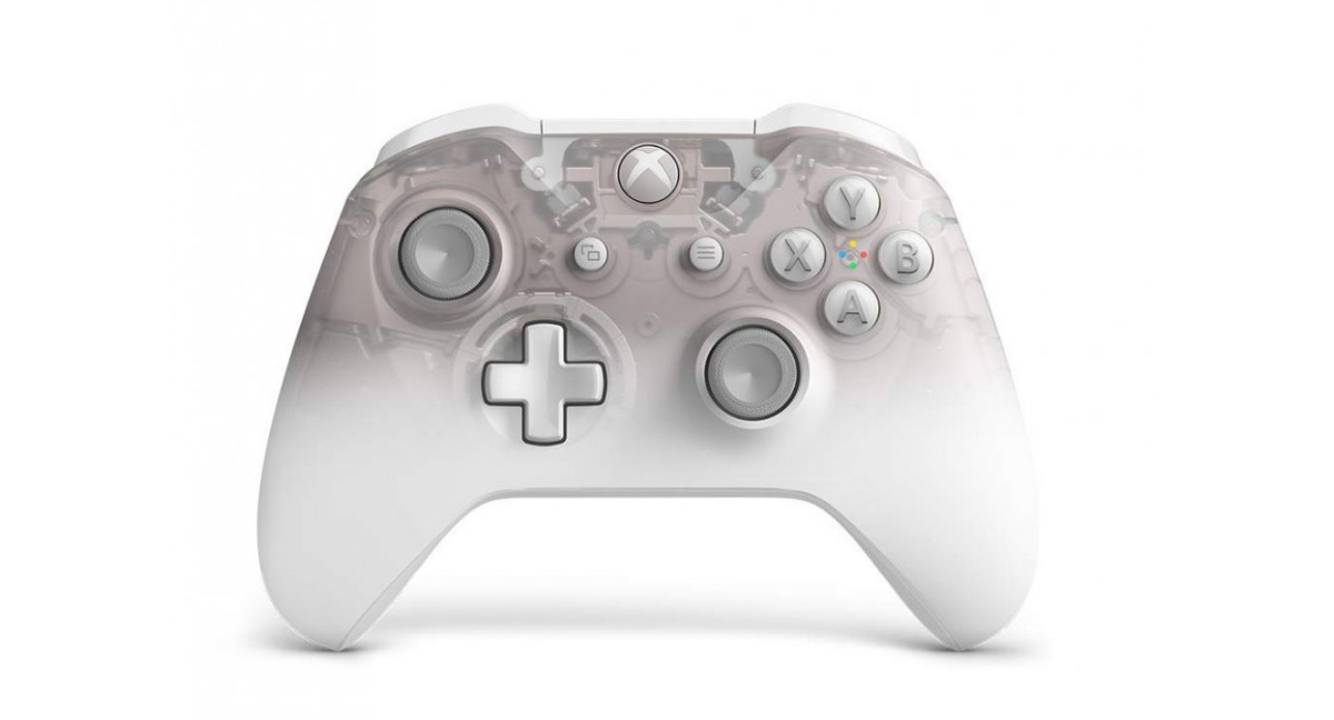 Xbox Phantom White