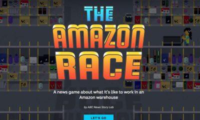 The Amazon Race jeu