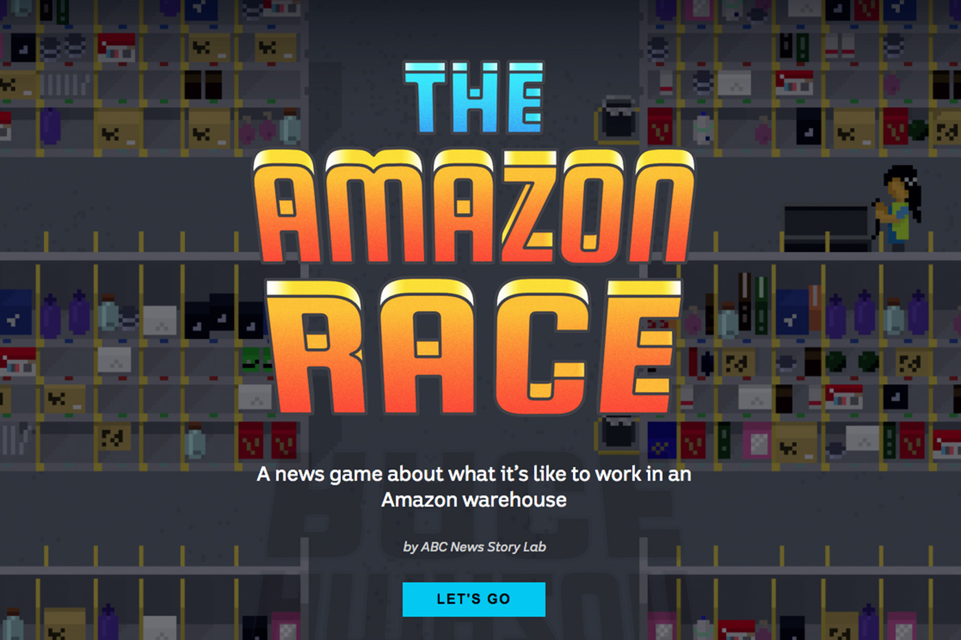 The Amazon Race jeu