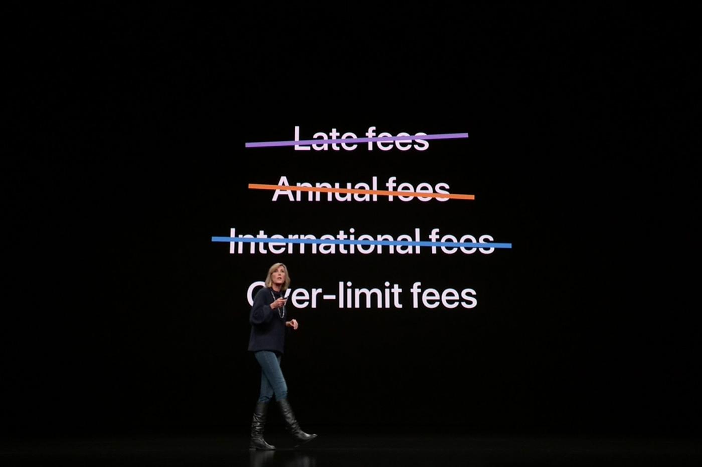 Apple card fees