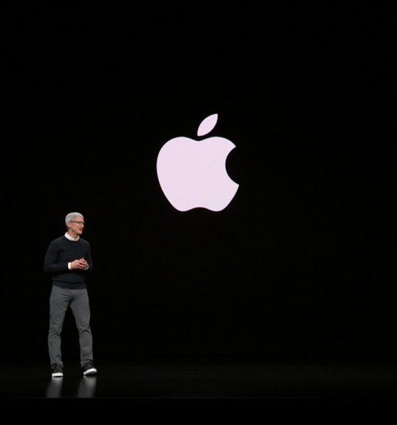 Apple keynote Tim Cook