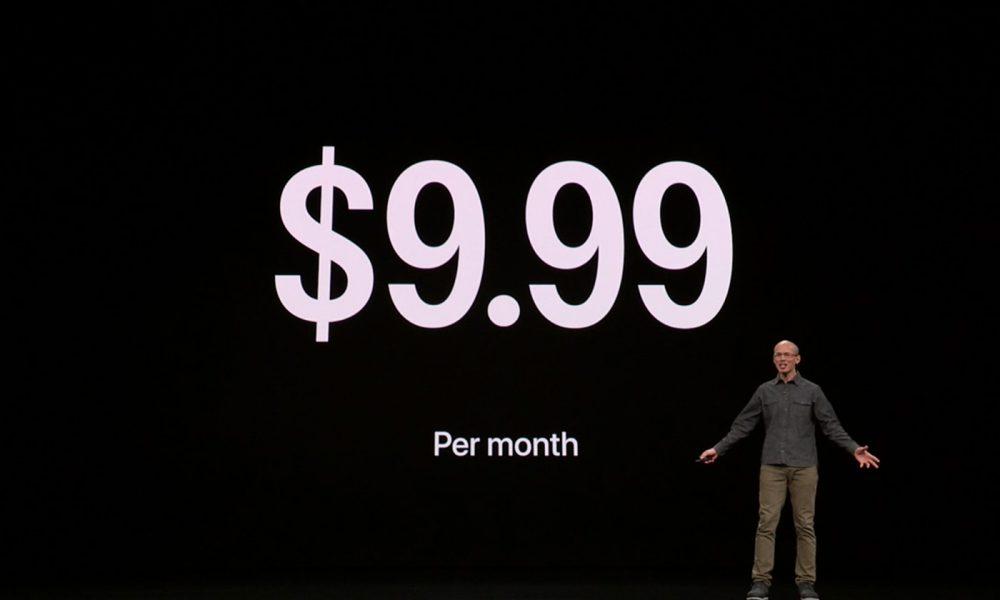 Apple news plus prix mois offert