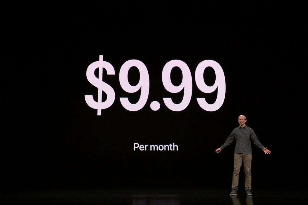 Apple préparerait un bundle pour Music, News+ et TV+ pour 2020