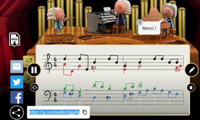 Doodle Bach