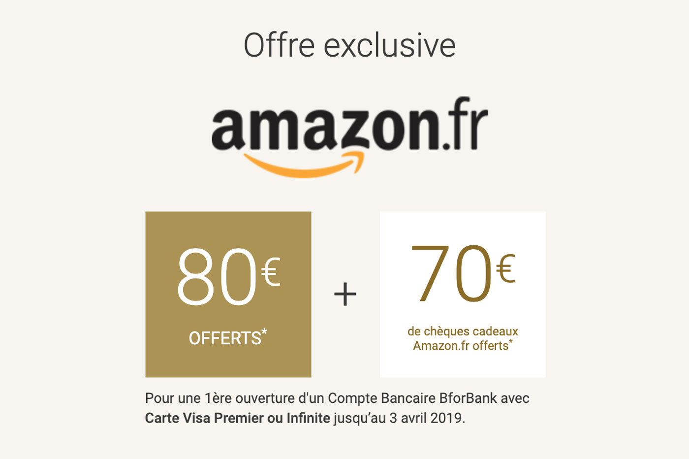 BforBank x Amazon