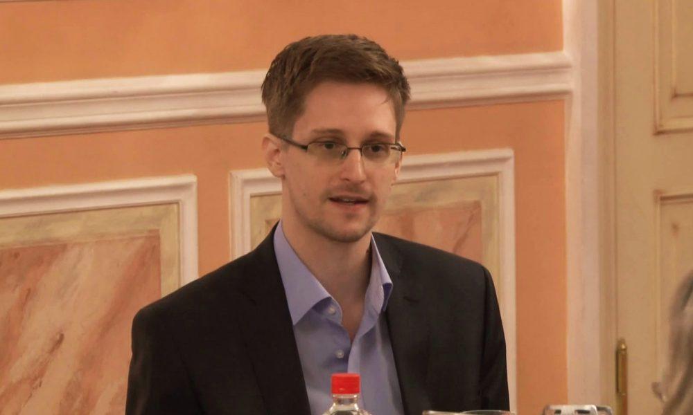 Edward Snowden NSA