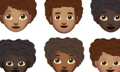 Vous voulez des emojis avec une coupe afro ? Une pétition a été lancée !