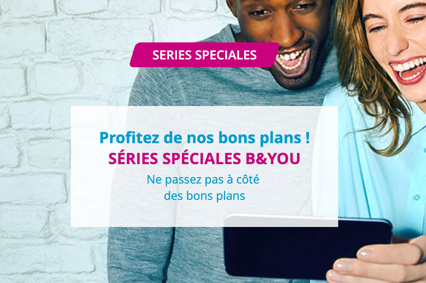 Forfait mobile offre