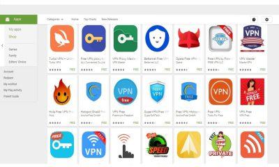 Des VPN trop curieux sur Android