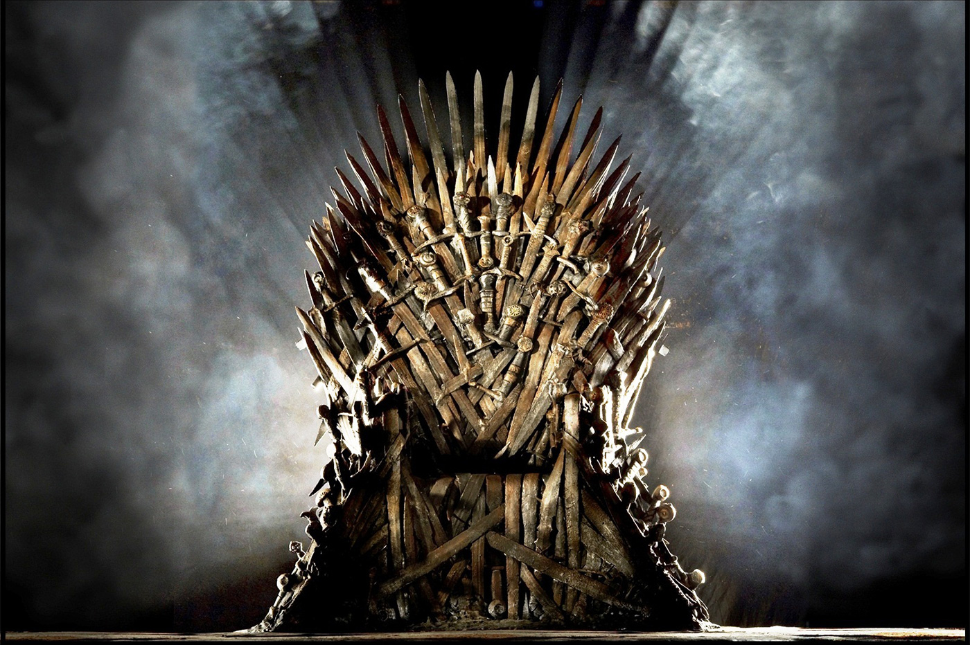 Game of Thrones trônes