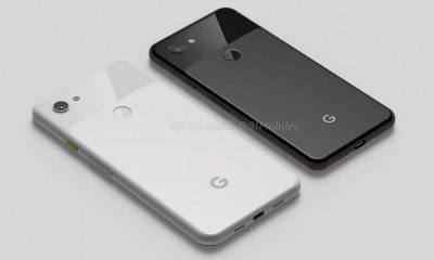 Google Pixel 3a et 3a XL