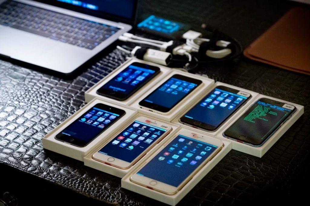 iPhone dev-fused