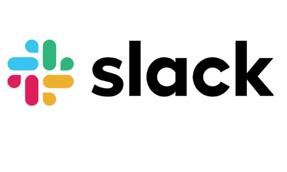 le logo de Slack