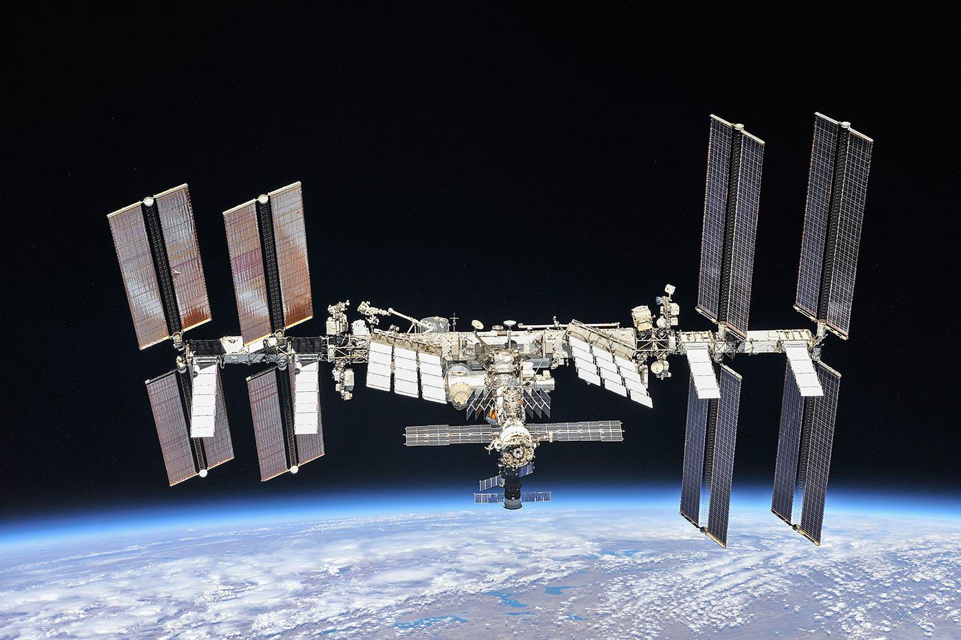 NASA ISS sortie