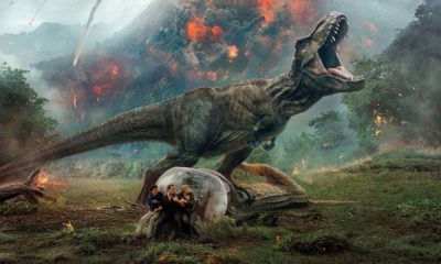 Netflix Jurrasic World