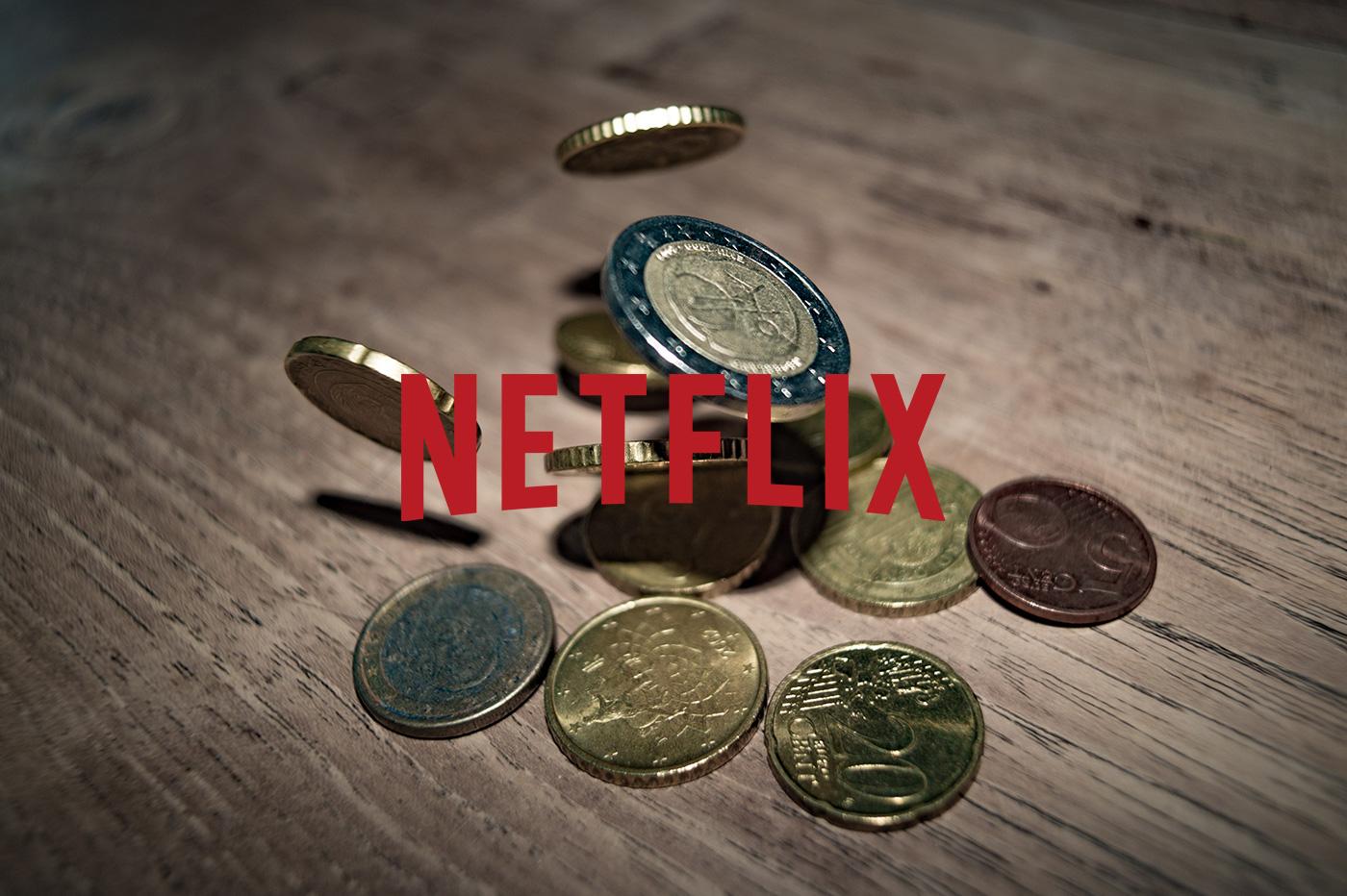 Netflix affiche de faux tarifs (volontairement trop élevés) en France