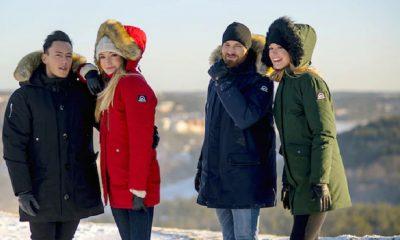 Cette parka Norrland peut vous réchauffer et vous donner le Wi-Fi