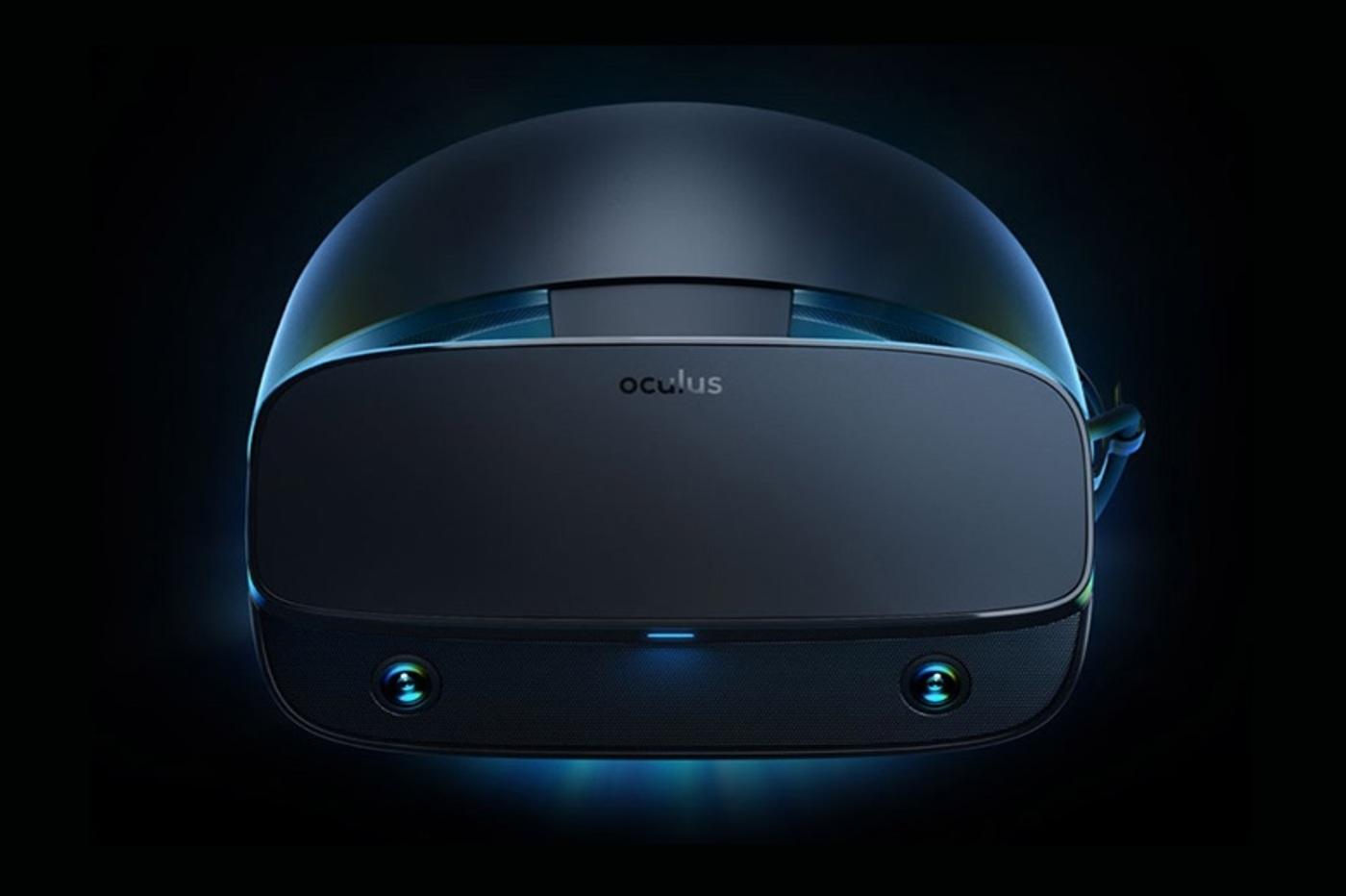 GDC | Oculus Rift S : un nouveau casque de VR à 399 dollars