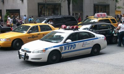 Police NYPD outil crime