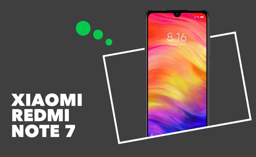 Redmi Note 7 avis