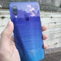 Xiaomi Redmi Note 7 dos en verre