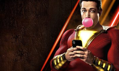 Shazam DC Comics film