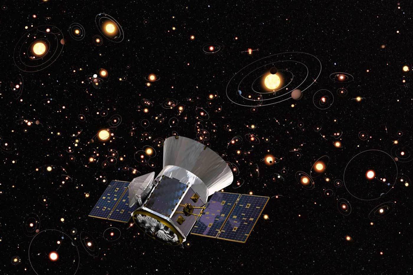 Terre planètes NASA