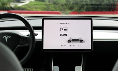 Tesla ecran