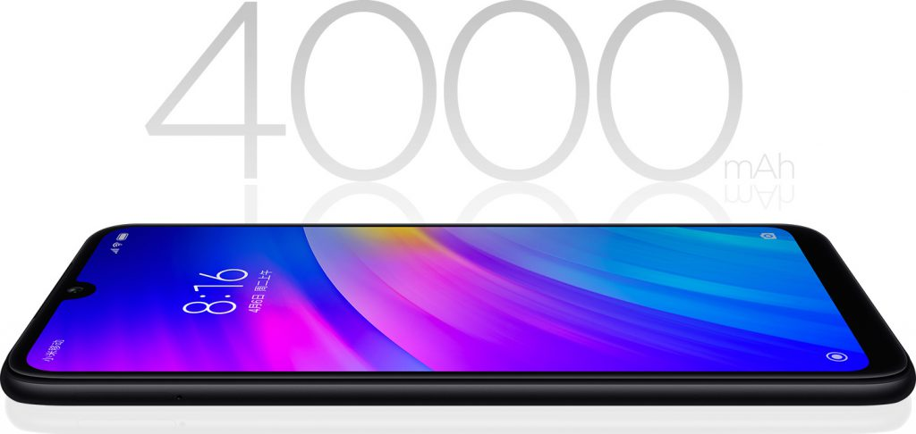 Xiaomi Redmi 7 batterie