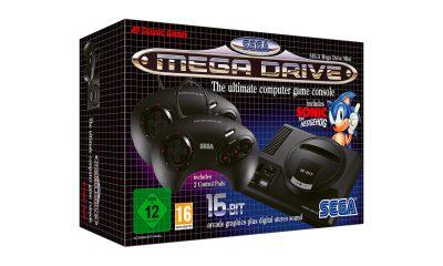 Acheter SEGA Mega Drive Mini