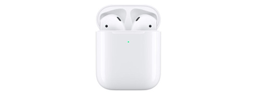 AirPods 2 avec charge sans-fil