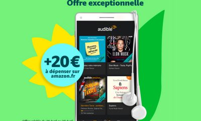 Bon Plan amazon audible