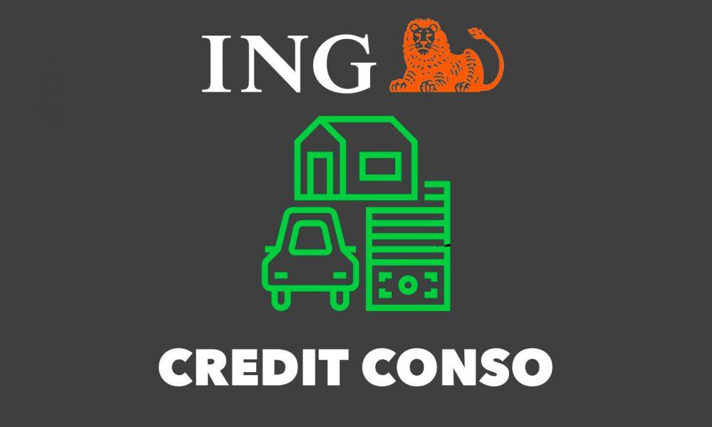 Crédit à la consommation ING