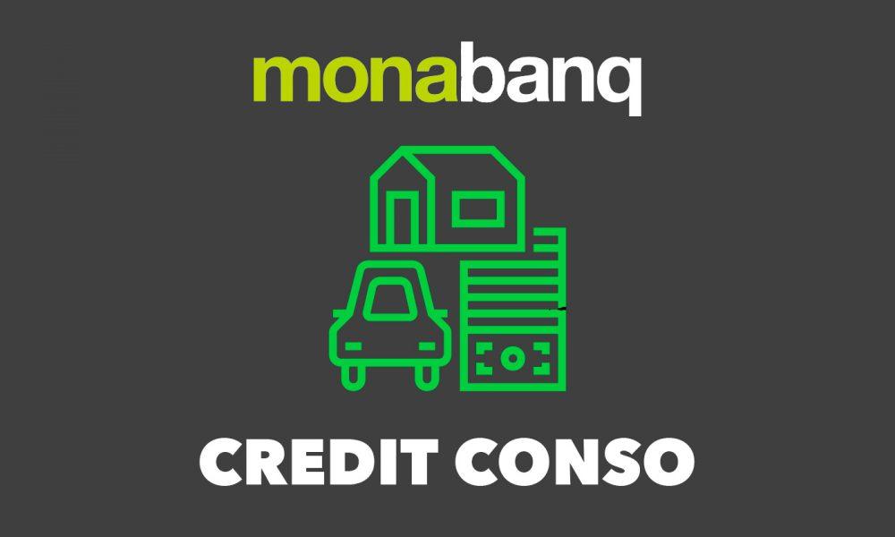 Crédit à la consommation Monabanq