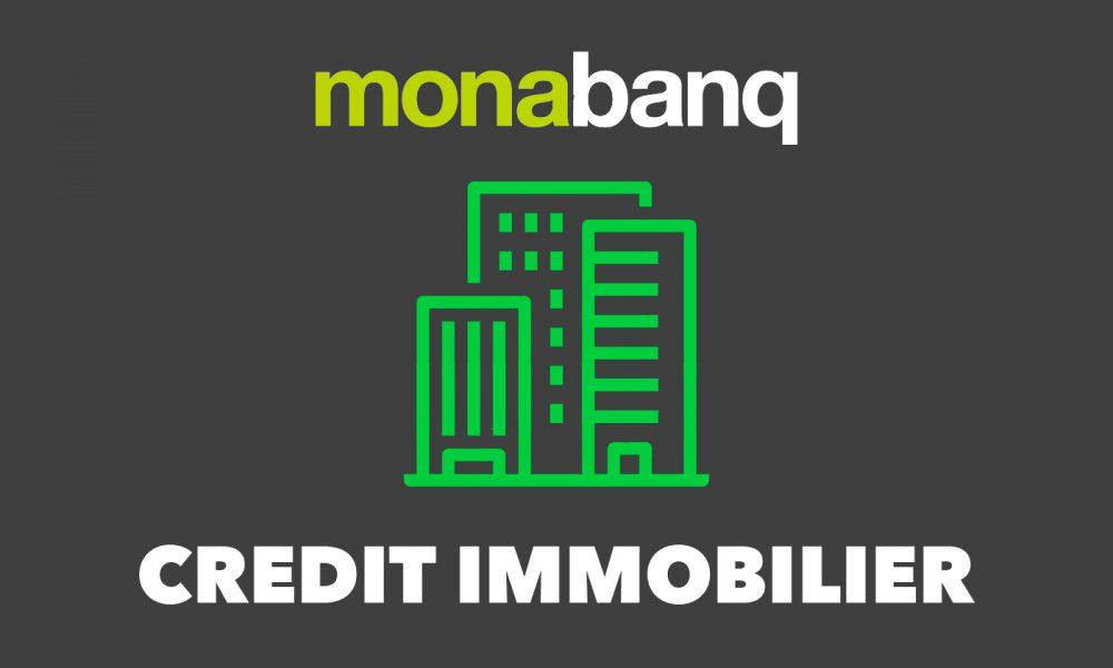 Crédit immobilier Monabanq