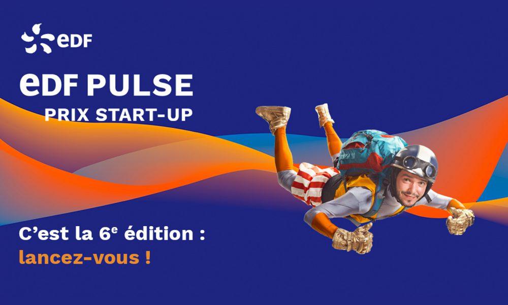 Concours startups EDF Pulse