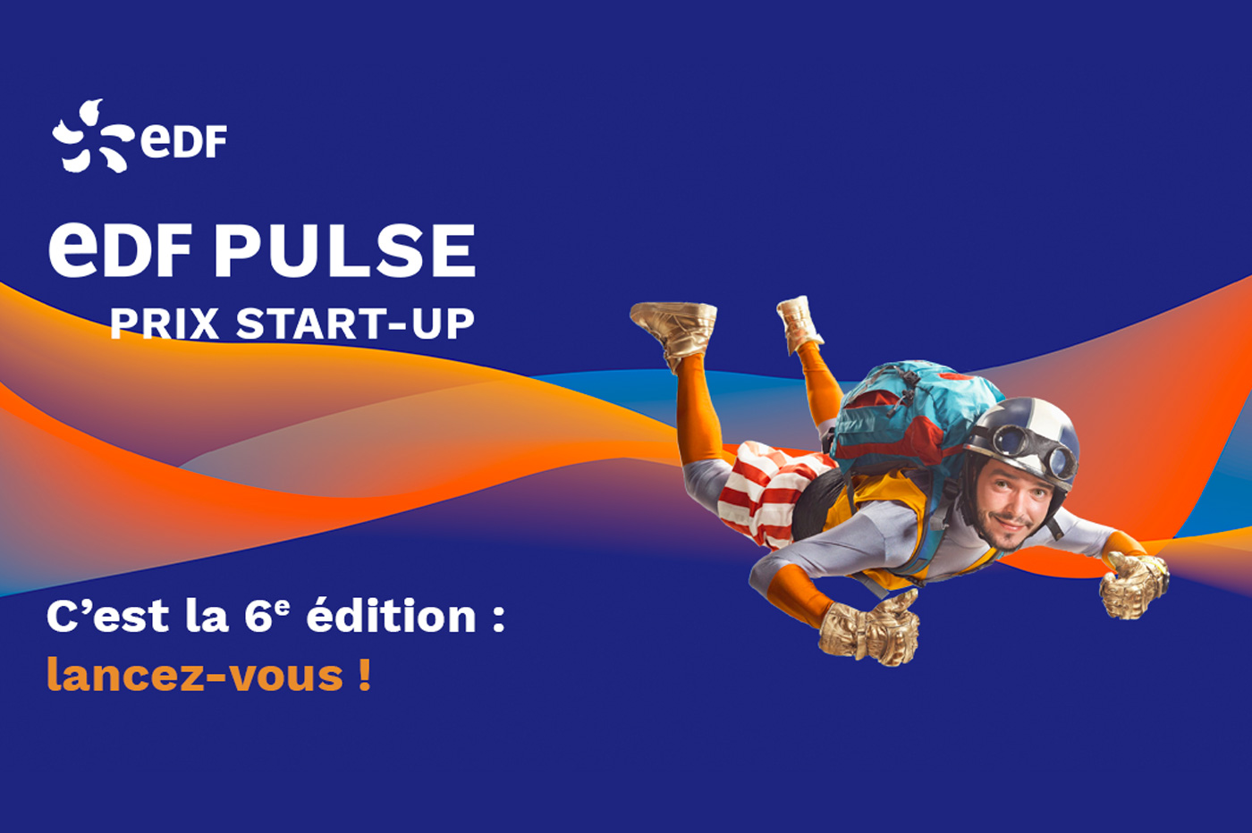 Concours startups EDF Pulse