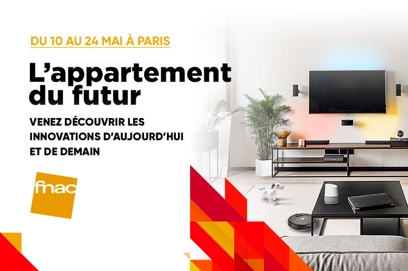 Fnac Appartement Futur