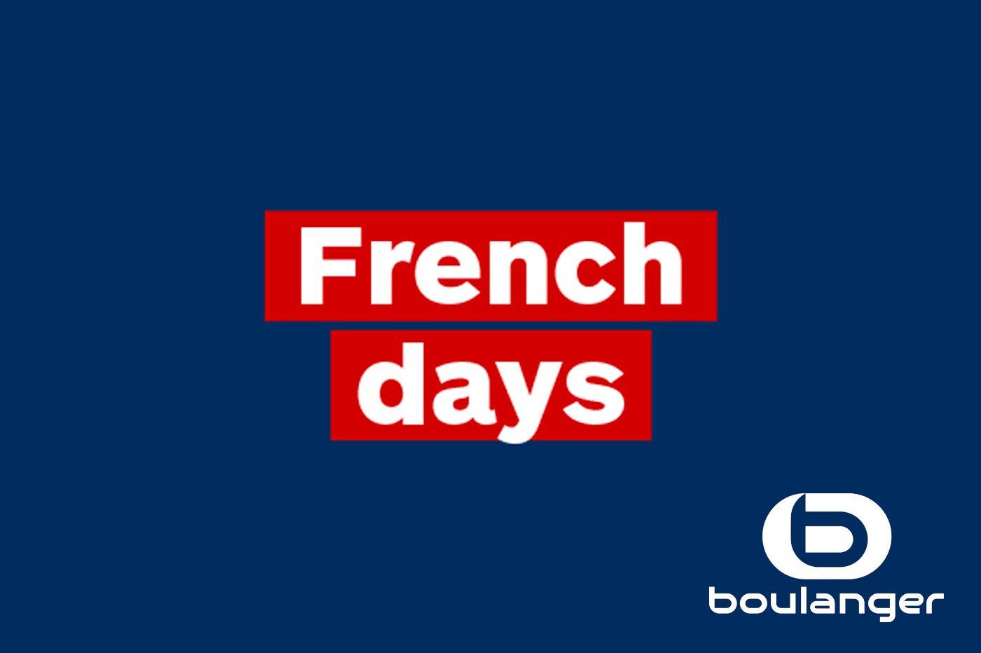 French Days Boulanger
