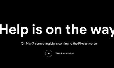 L'annonce de Google Pixel