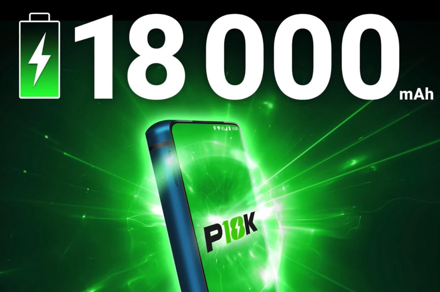 Le smartphone géant d'Energizer fait un flop sur Indiegogo