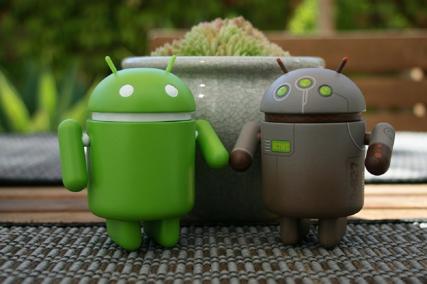 OS Android 10 Q
