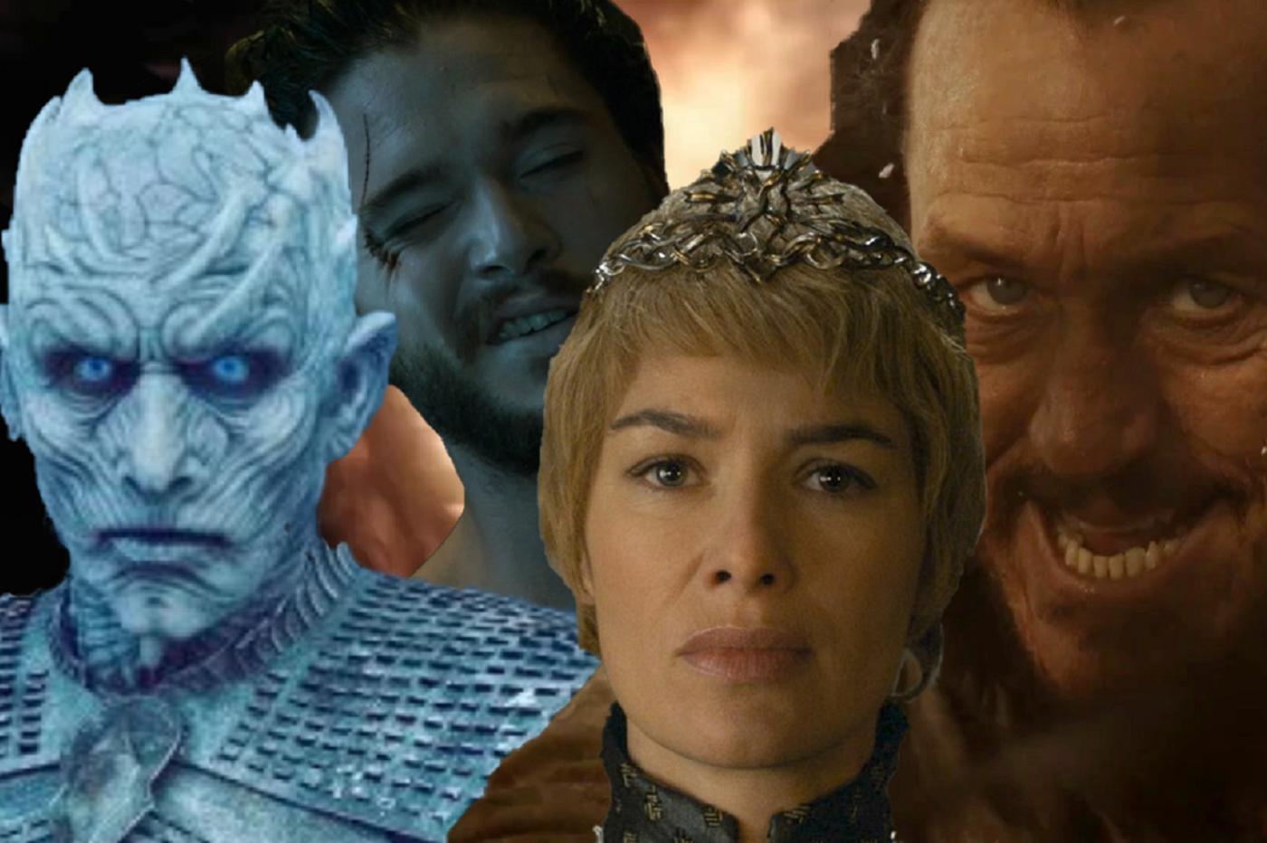 Game of Thrones saison 8 qui va tuer qui théories spoilers