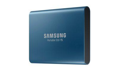SSD Samsung T5