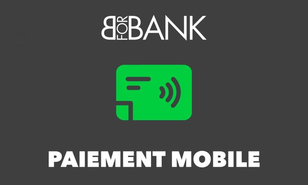 Paiement mobile BforBank