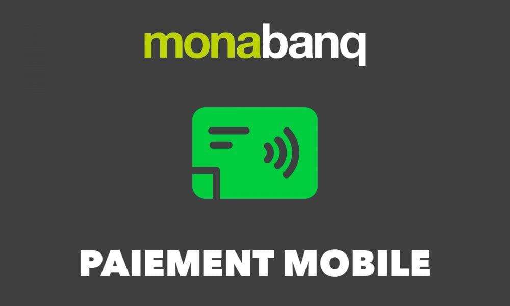 Paiement mobile Monabanq